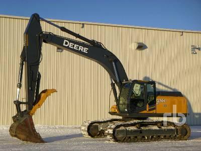 2006 JOHN DEERE 270D LC Hydraulic Excavator