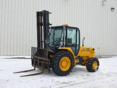 2006 JCB 940RT 8000 Lb 4x4 Rough Terrain Forklift