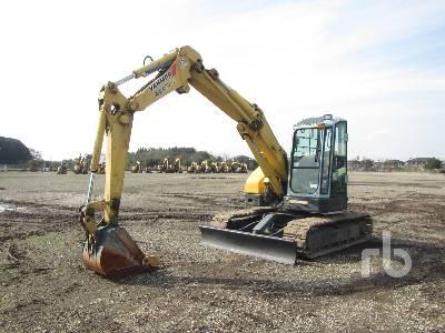 2005 YANMAR B7-5A Midi Excavator (5 - 9.9 Tons)