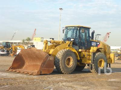 2015 CATERPILLAR 966H Wheel Loader