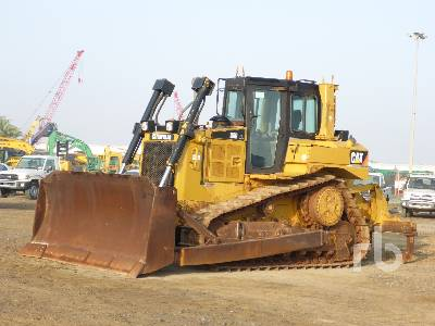 2011 CATERPILLAR D6R XL Crawler Tractor