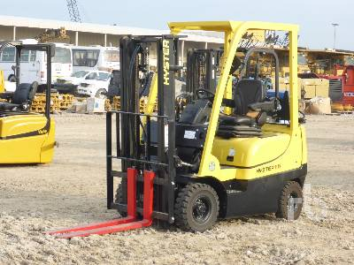 Unused 2016 HYSTER H1.5XT 1.5 Ton Forklift