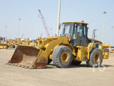 2005 CATERPILLAR 962G Wheel Loader