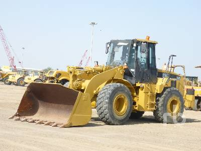 2002 CATERPILLAR 962G Wheel Loader