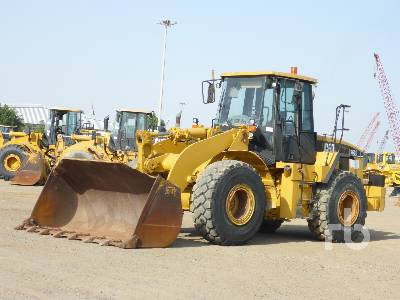 2004 CATERPILLAR 962G Wheel Loader