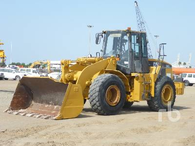 2001 CATERPILLAR 962G Wheel Loader