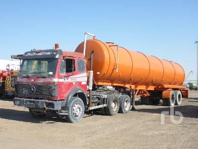 1990 MERCEDES-BENZ 2435 Combination Truck