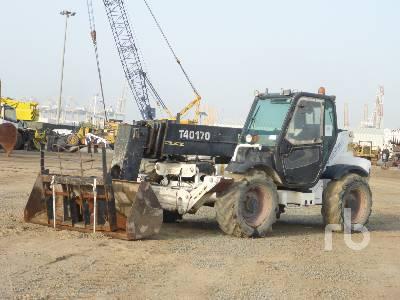 2006 BOBCAT T40170 4x4x4 Telescopic Forklift
