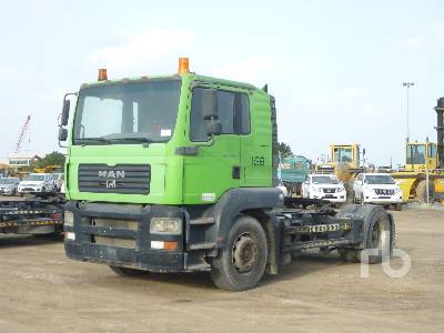2007 MAN TGA18.360 4x2 Truck Tractor (S/A)