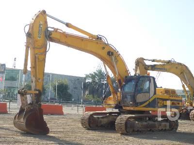 2005 JCB JS330LC Hydraulic Excavator