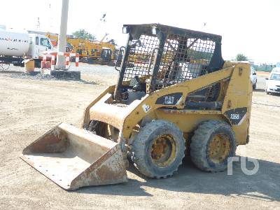 2008 CATERPILLAR 226B2 Skid Steer Loader