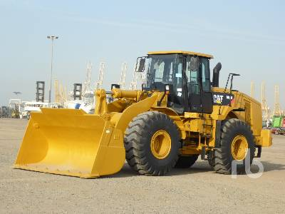 2009 CATERPILLAR 966H Wheel Loader