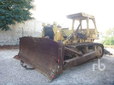 1976 CATERPILLAR D8K Crawler Tractor