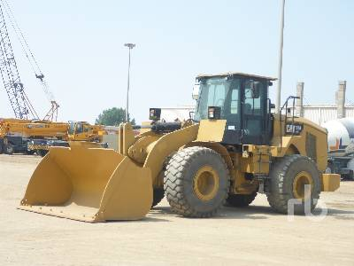 2015 CATERPILLAR 950GC Wheel Loader