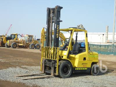 2007 HYSTER 5 Ton Forklift