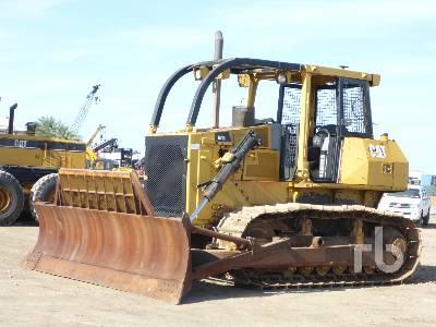 2011 CATERPILLAR D7G Crawler Tractor