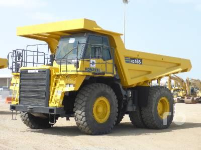 KOMATSU HD465-7R Rock Truck