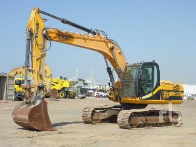 2008 JCB JS220SC Hydraulic Excavator