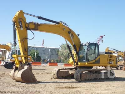 2008 JCB JS330LC Hydraulic Excavator