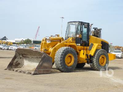 JCB 456 Wheel Loader