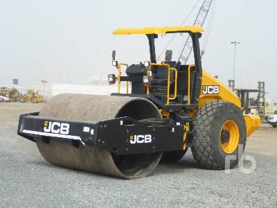 2018 JCB 116DD Vibratory Roller