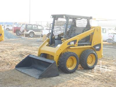2014 CATERPILLAR 226B3 LRC Skid Steer Loader