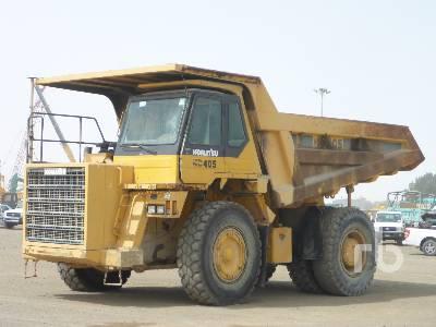 2004 KOMATSU HD405-6 Rock Truck
