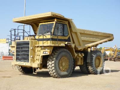 1997 KOMATSU HD465-5 Rock Truck