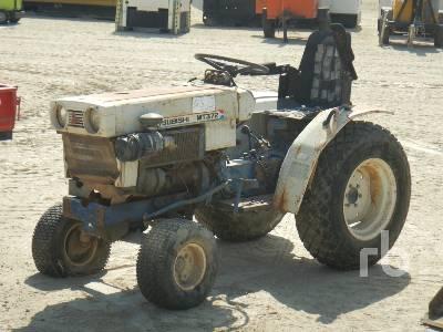 MITSUBISHI MT372 2WD Utility Tractor