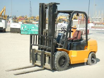 2008 CPCD30N 3 Ton Forklift