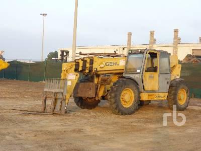 GEHL DL10H55 4x4x4 Telescopic Forklift