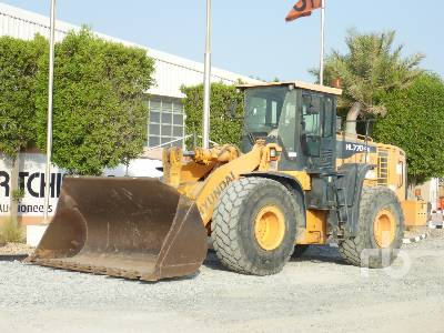 2014 HYUNDAI HL770-9S Wheel Loader