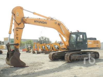 HYUNDAI ROBEX 340LC-7 Hydraulic Excavator