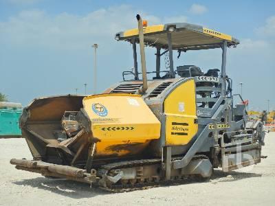 2014 DYNAPAC SD2500C Crawler Asphalt Paver