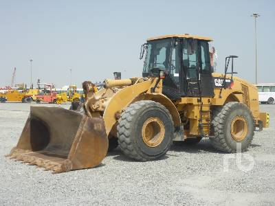 2007 CATERPILLAR 950H Wheel Loader