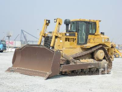 2009 CATERPILLAR D8R LRC Crawler Tractor