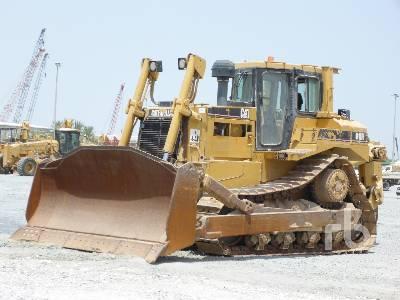2007 CATERPILLAR D8R LRC Crawler Tractor