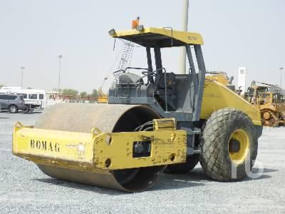 2007 BOMAG BW211D-40 Vibratory Roller