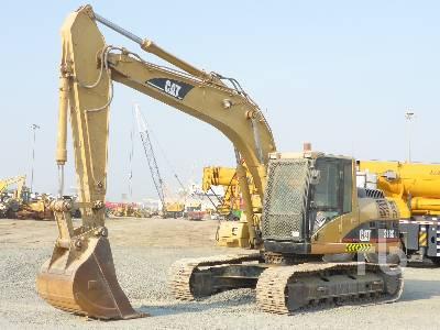 2006 CATERPILLAR 318CL Hydraulic Excavator