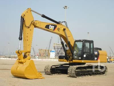 2013 CATERPILLAR 329DL ME Hydraulic Excavator