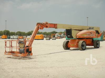 2004 JLG 1250AJP 4x4x4 Articulated Boom Lift