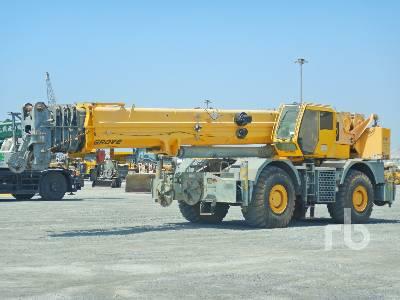 GROVE RT890E-4 90 Ton 4x4x4 Rough Terrain Crane