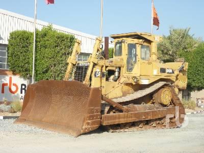 1993 CATERPILLAR D9N Crawler Tractor