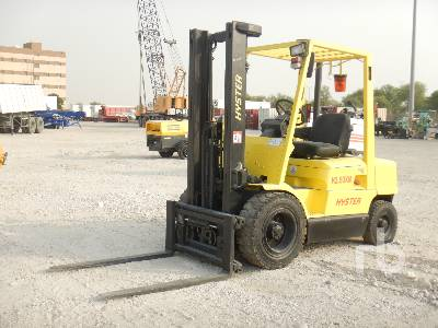 2003 HYSTER H2.50XM 2.5 Ton Forklift
