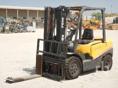 TCM FD30T3 3 Ton Forklift