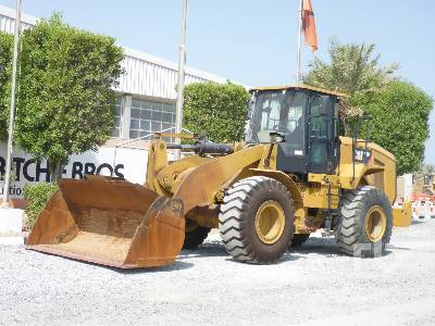2016 CATERPILLAR 950GC High Lift Wheel Loader