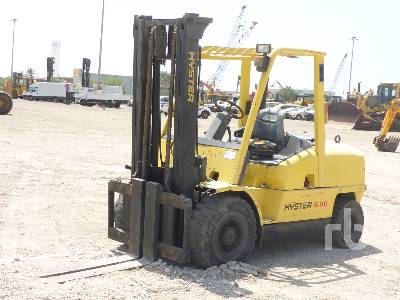 HYSTER 6 Ton Forklift