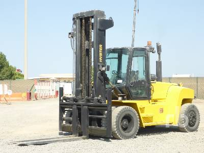 2007 HYSTER 16 Ton Forklift