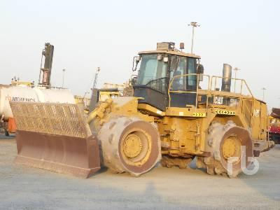 2008 CATERPILLAR 826H Landfill Compactor