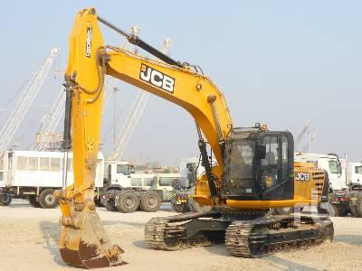 2017 JCB JS205LC Hydraulic Excavator